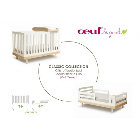 Kit de conversion bébé-junior classic