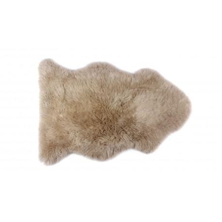 Peau de mouton décorative